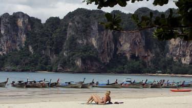 Pour 2018, selon le site Kayak, les Français rêvent d'aller à Pise, Bilbao, Tbilissi, Amman ou Krabi (photo).
