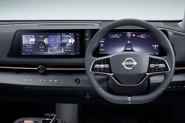 Le 1er SUV électrique de Nissan modernisera