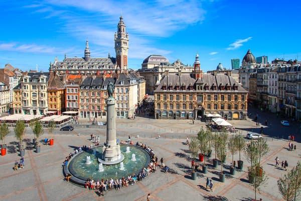 Lille a été élue capitale mondiale du design 2020