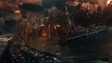 """Une image extraite du nouveau trailer de """"Independance Day: Resurgence""""."""