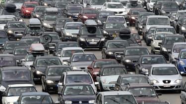 La circulation sera particulièrement dense en Ile-de-France, en début de week-end