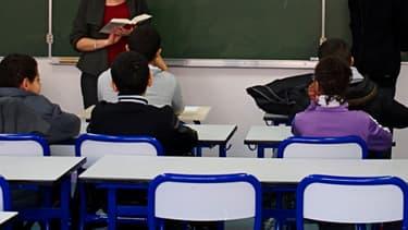 Les profs de collège français sont moins bien lotis que leurs collègues des autres pays de l'OCDE.