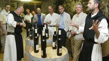 L'abbaye cistercienne de Lérins (Alpes-Maritimes) est florissante grâce à un petit vignoble connu pour ses cuvées et un restaurant gastronomique..