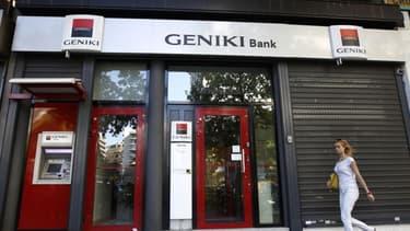 Avec 1,6 milliard d'euros d'exposition à la dette grecque, les banques françaises sont relativement à l'abris