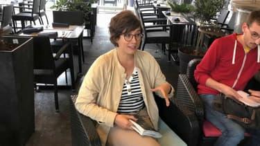 Pauline Ségard est candidate à la présidence de la Métropole européenne de Lille.