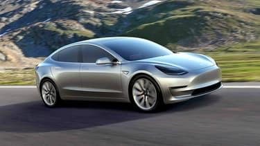 Finalement, le nombre de précommandes de Model 3 est en-dessous des 400.000, mais reste important.