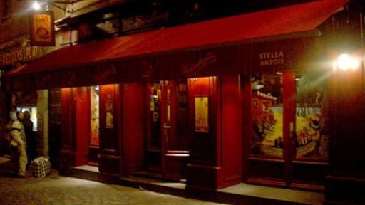 Le pub le Smocking Dog à Lyon