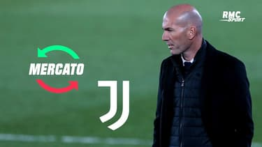 Juventus : Un retour de Zidane relancé par la presse italienne