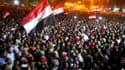 Pour la deuxième nuit consécutive, des milliers de manifestants se sont rassemblés mercredi soir sur la place Tahrir du Caire. Les Egyptiens ne connaîtront pas ce jeudi, comme c'était pourtant prévu, le nom de leur futur président, la commission électoral