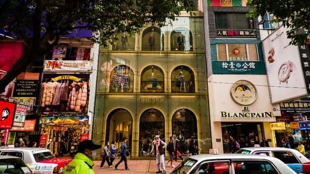 Causeway Bay à Hong Kong est la rue la plus chère du monde