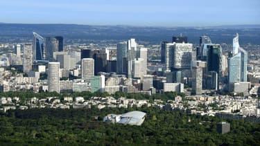 Vue de Paris. (image d'illustration)