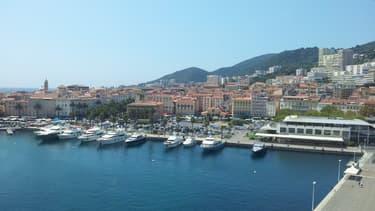 Le port d'Ajaccio (image d'illustration)