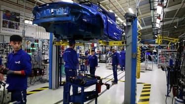 La production automobile française a été l'une des rares au monde a encore progresser en 2018.