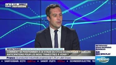 Sommet BFM Patrimoine : Comment se positionner à ce stade du cycle économique ? Quelles anticipations pour les mois/trimestres à venir ? - 10/09