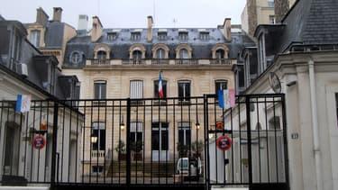 Le siège du Conseil régional d'Île-de-France.