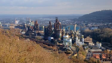 """Le site ArcelorMittal de Florange """"a vocation à rester un """"site de référence en Europe"""", dit le groupe"""