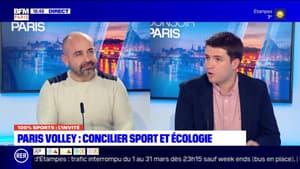 100% sports Paris : le Paris Volley, un club éco-responsable - 01/03