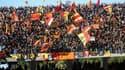 Des supporters de Lecce