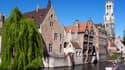 Pour embouteiller sa production, la brasserie belge De Halve Mann a construit un pipeline de 3 kilomètres (image d'illustration)