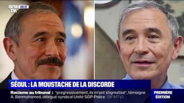La moustache de l'ambassadeur américain à Séoul crée la polémique en Corée du Sud