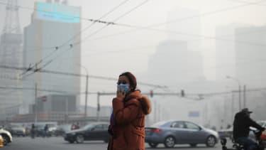 De moins en moins d'expatriés sont prêts à prendre le risque de travailler dans l'atmosphère polluée des villes chinoises.