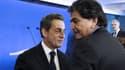 Pierre Lellouche, à droite, a invité ses collègues UMP à saisir le Conseil constitutionnel sur la loi Renseignement.