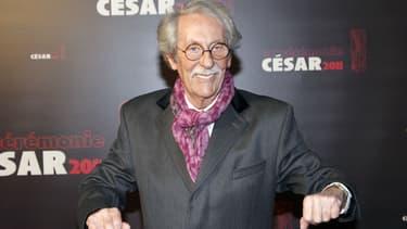 Jean Rochefor à la cérémonie des César en 2011