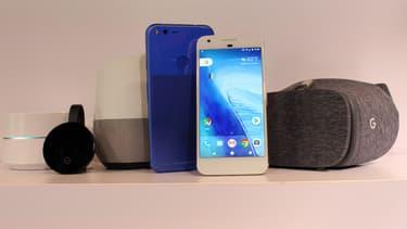 Après Samsung et Apple, c'est au tour de Google d'entrer dans la bataille des smartphones haut de gamme.