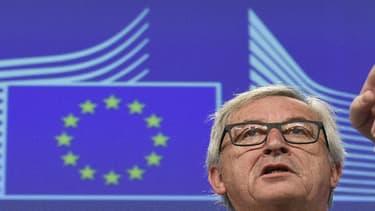 Jean-Claude Juncker, le président de la Commission européenne, le 24 juin 2016 à Bruxelles.