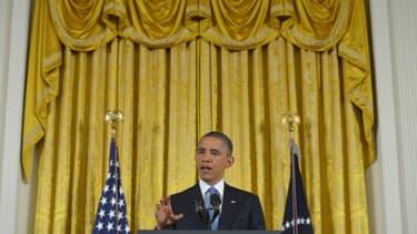 Obama s'est montré ferme sur le principe des hausses d'impôts mais ouvert à la discussion sur le taux d'augmentation