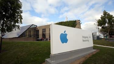 Apple emploie 5.500 personnes à Cork en Irlande