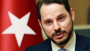Le gendre de Recep Tayyip Erdogan