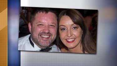 Le couple, originaire de Dublin, s'était marié la semaine dernière.