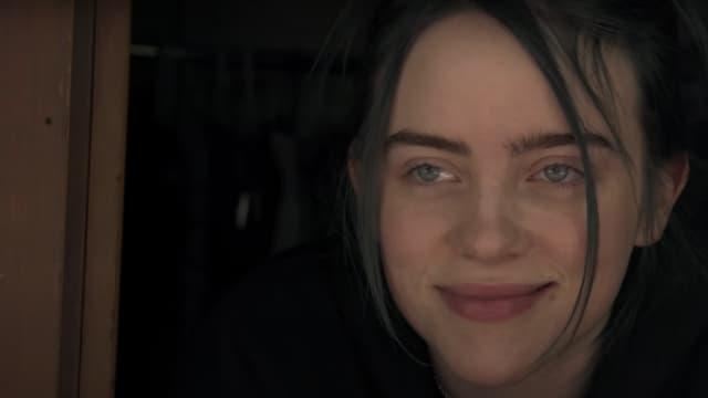 "Billie Eilish dans ""Billie Eilish: The World's a Little Blurry"""