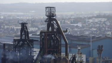 L'usine d'ArcelorMittal à Florange (photo d'illustration).