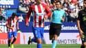 Antoine Griezmann est bien lié à l'Atlético jusqu'en 2021.