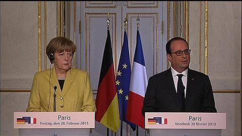 """Hollande sur le 49-3: """"L'idée c'était d'avancer """""""