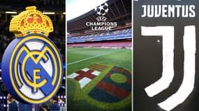 Super League : Le Barça, la Juve et le Real pourraient jouer la prochaine Ligue des champions