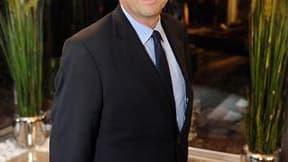 Assuré d'être réélu à la présidence du Conseil général de Corrèze, François Hollande a annoncé dimanche soir qu'il annoncerait dans les jours à venir sa décision de se présenter à la primaire socialiste pour la présidentielle de 2012. /Photo prise le 10 f
