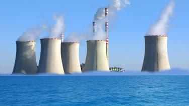Ayant besoin de toujours plus d'énergie, les autorités chinoises ont commandé des centrales nucléaires embarquées sur des navires. (image d'illustration)