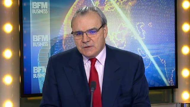 Jean-Louis Chaussade appelle les entités publiques à investir davantage