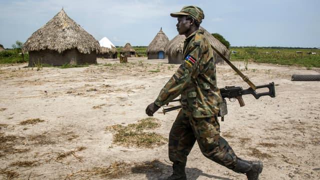 """L'ONU affirme qu'un """"nettoyage ethnique"""" est en cours au Soudan du Sud. (Photo d'illustration)"""