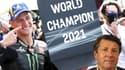 "Moto GP : Estrosi savoure ""l'exploit hors du commun"" de Quartararo, champion du monde"