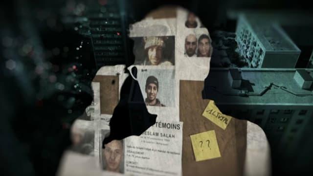 """""""La Traque du siècle"""" est consacrée à l'enquête et la traque des auteurs des attentats du 13 novembre 2015 à Paris."""