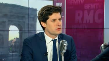 Julien Denormandie sur BFMTV et RMC