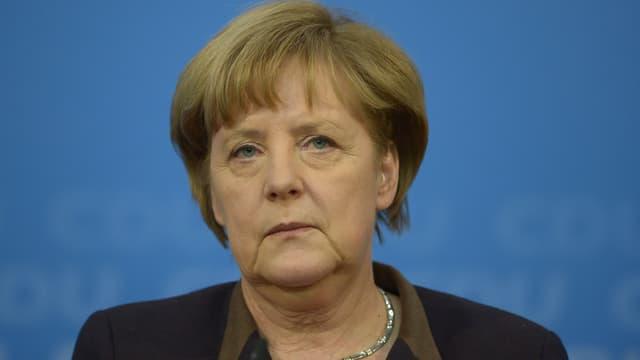 Angela Merkel réélue à la tête de la CDU pour conduire la campagne électorale de 2017.