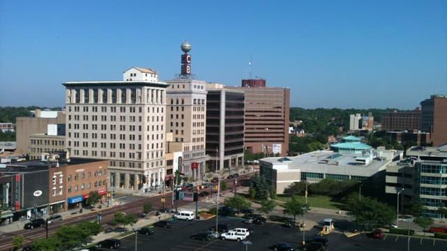 Flint, Michigan, où le suspect est passé à l'acte.