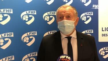 """""""C'était une erreur"""", Aulas répond à Philippe sur l'arrêt forcé du foot français en 2020"""