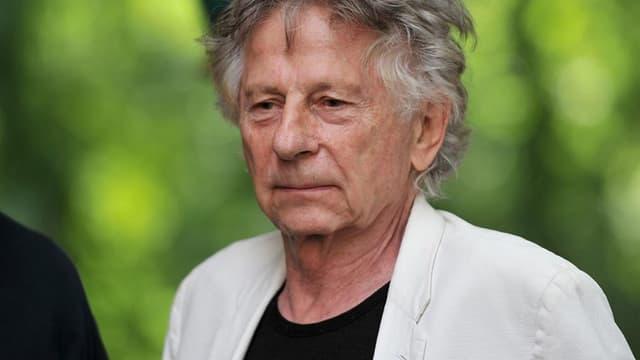 """Le cinéaste franco-polonais Roman Polanski en août 2016 à Chanceaux-près-Loches pour La forêt des livres, """"le Woodstock de la littérature"""""""