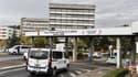 Le CHU de Saint-Etienne en octobre 2020 (PHOTO D'ILLUSTRATION)